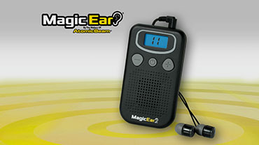 Magic Ear® by Atomic Beam® Video